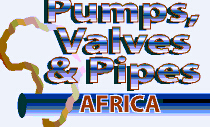 Int Expo for Pumps, Valves & Pipes, Jun 7-9