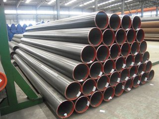 China Welded Steel Pipe Market Has Good Prospects