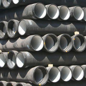 Ductile Iron Pipes, SRL, DRL