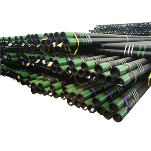 API 5CT OCTG Casing Pipe, Threaded End, R1, R2, R3