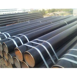 Bevelled Hot Expanded Seamless Pipe, SCH 40, DN200
