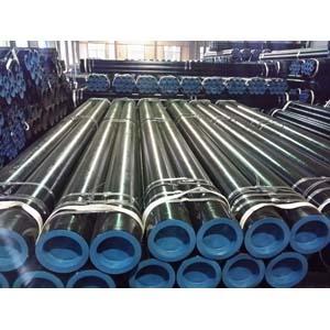 API 5L GR.B Seamless Pipe, SCH40, 6 Meters, 4 Inch, BE Ends