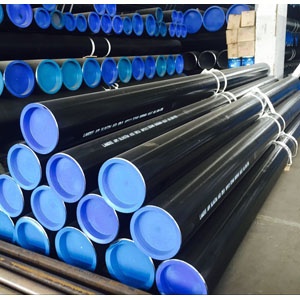 BE Seamless Pipe, API 5L GR.B ,SCH40, 14 Inch, 6M
