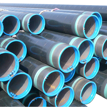 3 Layer Polyethylene Coated Steel Pipe