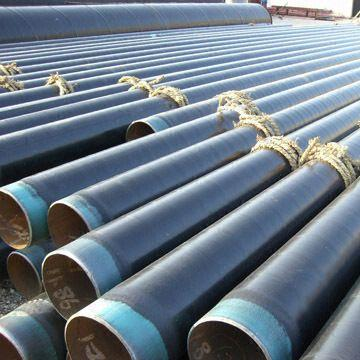 LSAW 3LPE Steel Pipe, API 5L, APL 5CT, SRL, DRL