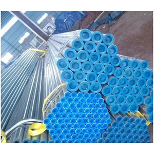 ASTM A53 GR.B Galvanized Steel Pipe, DN32, 6M, SCH STD
